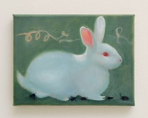 Rabbit by Tao Siqi contemporary artwork