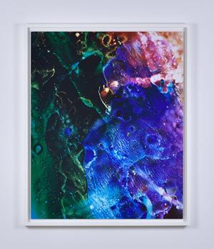 Poelzig (Reverdy) #4 by Matt Saunders contemporary artwork