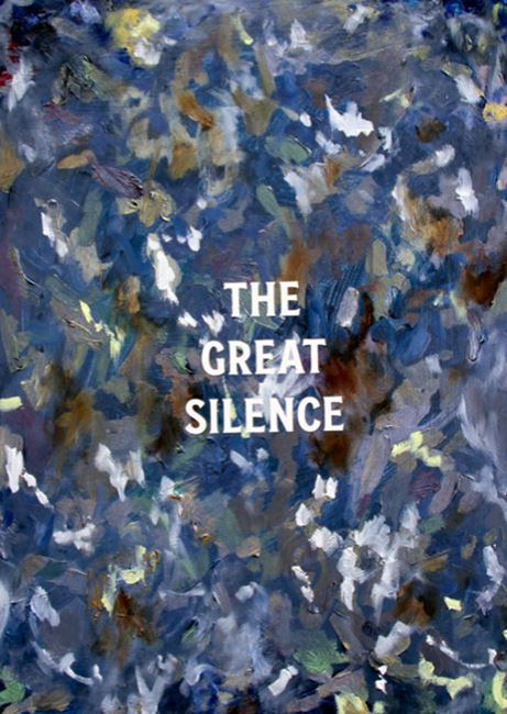 The great silence by Elliot Collins contemporary artwork