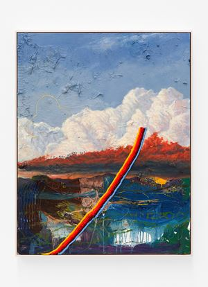 I'm Not Ready Yet by Friedrich Kunath contemporary artwork