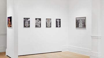 Contemporary art exhibition, Penny Slinger, Tantric Transformations at Richard Saltoun Gallery, London