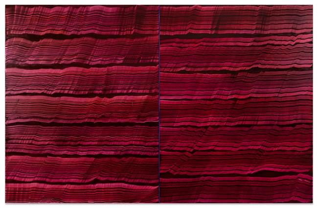 4 LA - Violet by Ricardo Mazal contemporary artwork