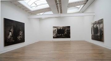 Contemporary art exhibition, Stefan à Wengen, Versions. The Isles of the Dead at Beck & Eggeling International Fine Art, Düsseldorf, Germany