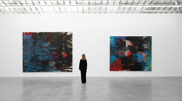 Contemporary art exhibition, Oscar Murillo, News at David Zwirner, Paris