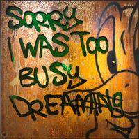 Reality Check by Van Ray contemporary artwork painting, mixed media