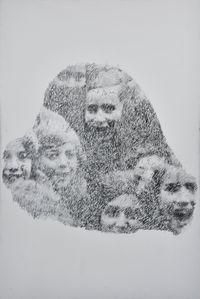 Cachés by Christian Boltanski contemporary artwork print