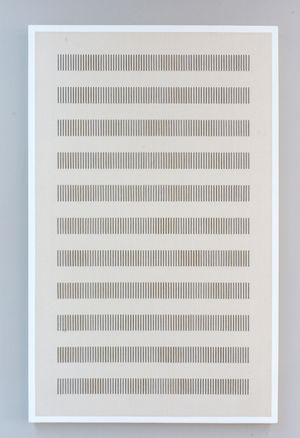 Systematic Arrangment 034 by Andreas Diaz Andersson contemporary artwork
