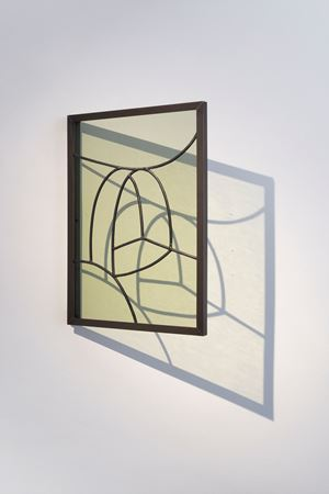 Stained Glass Series, Untitled (6) by David Murphy contemporary artwork