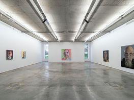 "Chuck Close<br><em>INFINITE</em><br><span class=""oc-gallery"">Gary Tatintsian Gallery</span>"
