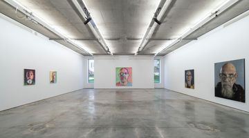Contemporary art exhibition, Chuck Close, INFINITE at Gary Tatintsian Gallery, Moscow