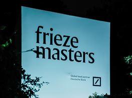 Frieze Masters 2019