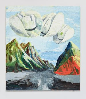 Hableme Montes y Valles by Ken Taylor contemporary artwork