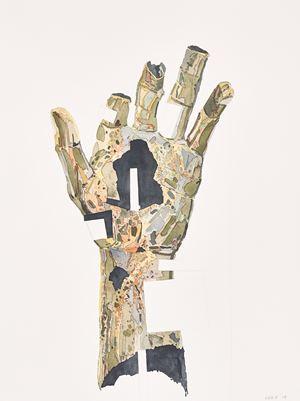Untitled 23 by Clive Van Den Berg contemporary artwork