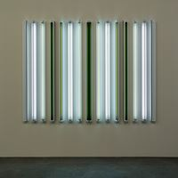 Sonora #15 x 6' – Four Fold by Robert Irwin contemporary artwork mixed media