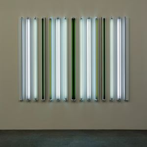 Sonora #15 x 6' – Four Fold by Robert Irwin contemporary artwork