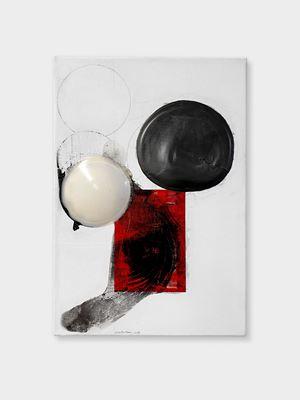 Three Circles-19 by Takesada Matsutani contemporary artwork