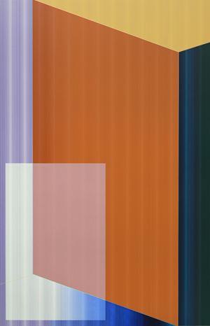 Fc 180 I (Broken Pyrol) by Jonas Weichsel contemporary artwork