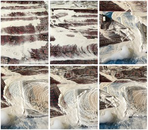 Suds and Rugs at Megerian Rug Cleaners by Roe Ethridge contemporary artwork