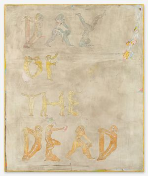 DOTD by Sophie Reinhold contemporary artwork