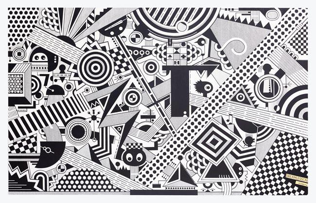 Dreamlesscar by Nisky Yu contemporary artwork