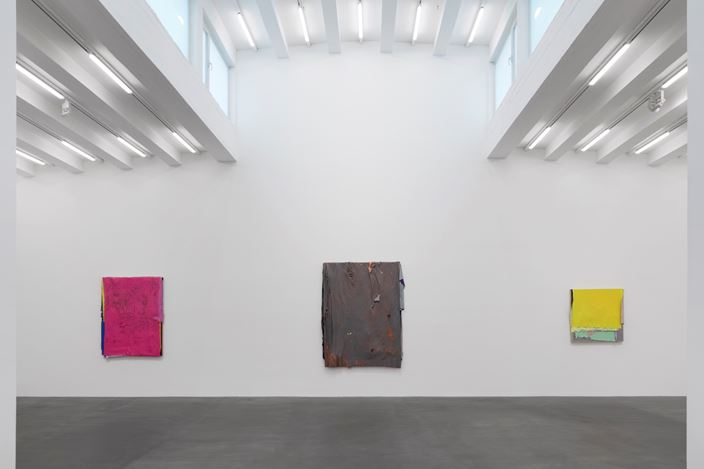 Exhibition view: Ju Ting, Scales, Galerie Urs Meile, Beijing (31 August–20 October).Courtesy the artist and Galerie Urs Meile, Beijing-Lucerne.