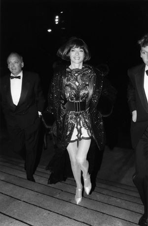 Anna Wintour, Council of Fashion Designers of America by Bill Cunningham contemporary artwork