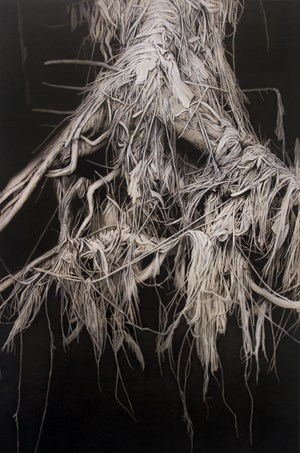 Ghostly by Andrew Browne contemporary artwork