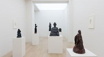 Contemporary art exhibition, Paulina Olowska, Ceramics  at Simon Lee Gallery, Hong Kong