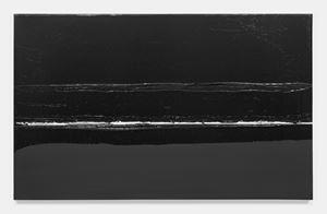 Peinture 102 x 165 cm, 27 février 2015 by Pierre Soulages contemporary artwork