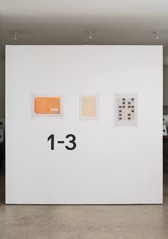 Exhibition view: Norm, The Modern Institute, Osborne Street, Glasgow (7 September–9 November 2019). Courtesy The Artist and The Modern Institute/Toby Webster Ltd, Glasgow. Photo: Ruth Clark.