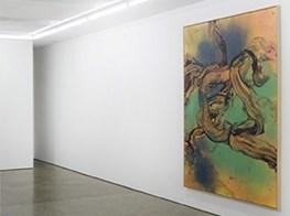 Three Judy Millar Paintings