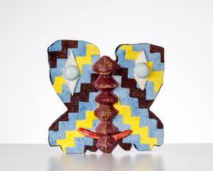 Untitled (moth) #40 by Brendan Huntley contemporary artwork