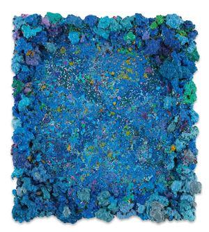 DeepDrippings (Hiss Mystique Mireovian Version) by Phillip Allen contemporary artwork