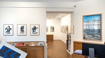 Contemporary art exhibition, Marc Desgrandchamps, Latona at Galerie Lelong & Co. Paris, 13 Rue de Téhéran, Paris