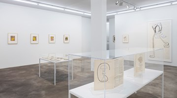 Contemporary art exhibition, Craig Kauffman, Works from 1962 - 1964 in Dialogue with Francis Picabia and Marcel Duchamp at Sprüth Magers, Berlin
