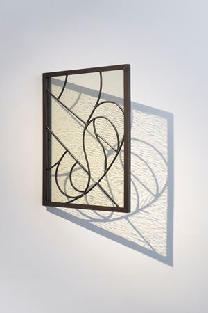 Stained Glass Series, Untitled (9) by David Murphy contemporary artwork