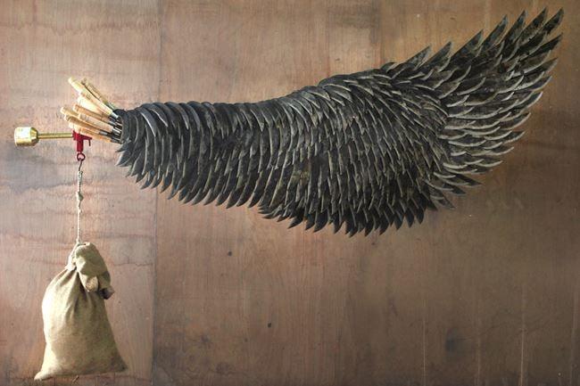 Left Wing Project (Belok Kiri Jalan Terus) Wing C by Alfredo & Isabel Aquilizan contemporary artwork