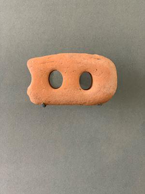Found Effigy (Norfolk brick I) by Peter Liversidge contemporary artwork sculpture