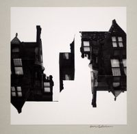 LaSalle Street, Chicago by Harry Callahan contemporary artwork photography