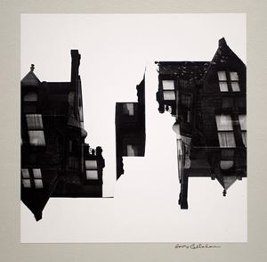 LaSalle Street, Chicago by Harry Callahan contemporary artwork