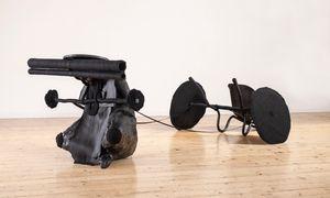 boleta le bofefo by Cow Mash contemporary artwork