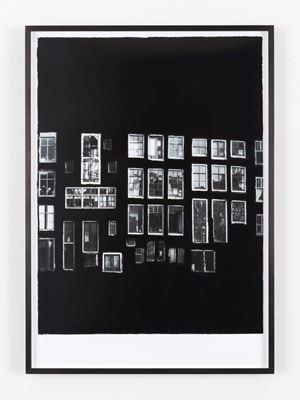 Window Series 3 by Kathy Prendergast contemporary artwork