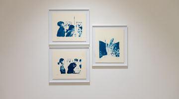 Contemporary art exhibition, Group Exhibition, LIU Xiaodong . CAI Guo-Qiang . Shida KUO . LIN Yen Wei at Eslite Gallery, Taipei