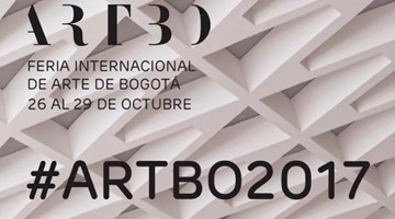 Contemporary art exhibition, ARTBO 2017 at Sabrina Amrani Gallery, Madrid