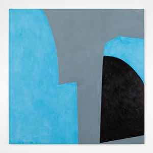 Echo Delta by Richard Gorman contemporary artwork