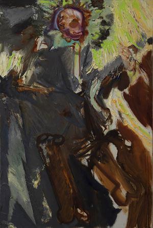 Born To Play 2# by Zhu Xiangmin contemporary artwork