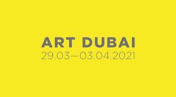 Contemporary art art fair, Art Dubai 2021 at Gazelli Art House, London, United Kingdom