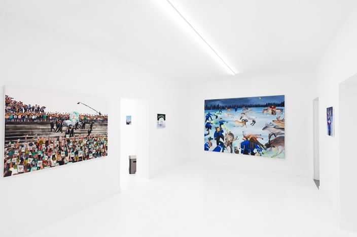 Exhibition view: Huang Hai-Hsin, The Common Places, Capsule Shanghai (4 August–9 September 2018). Courtesy Capsule Shanghai.