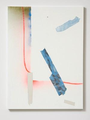 Bank by Tira Walsh contemporary artwork