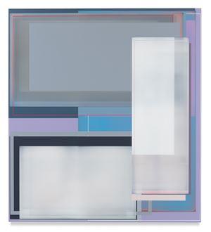 Dream House (Bird's Eye) by Patrick Wilson contemporary artwork